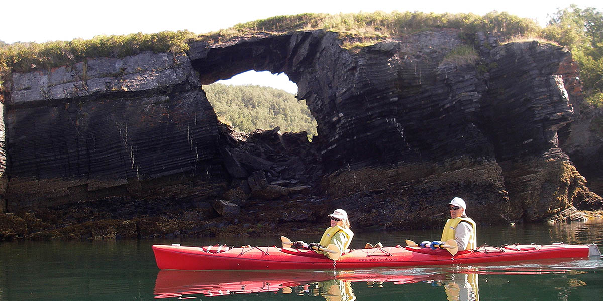 Spirit of Alaska Sea Kayaking Tours